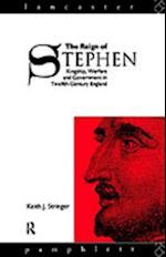 Reign of Stephen (Lancaster Pamphlets)
