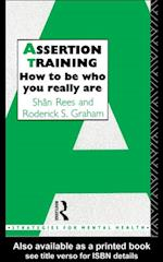 Assertion Training (Strategies for Mental Health)