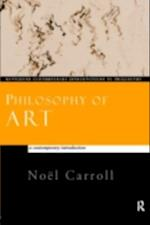 Philosophy of Art (Routledge Contemporary Introductions to Philosophy)