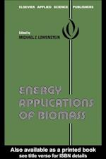 Energy Applications of Biomass