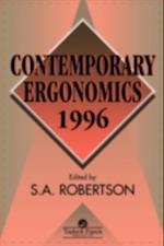 Contemporary Ergonomics 1996 (CONTEMPORARY ERGONOMICS)