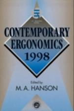 Contemporary Ergonomics 1998 (CONTEMPORARY ERGONOMICS)