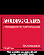 Avoiding Claims