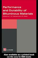 Performance and Durability of Bituminous Materials