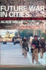 Future War In Cities