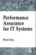 Performance Assurance for IT Systems af Brian King