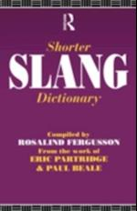 Shorter Slang Dictionary