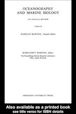Oceanography and Marine Biology, Volume 20 (Oceanography and Marine Biology - An Annual Review)