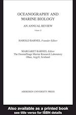 Oceanography and Marine Biology, An Annual Review, Volume 22 (Oceanography and Marine Biology - An Annual Review)
