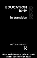 Education 16-19 af Eric Macfarlane