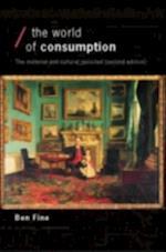 World of Consumption af Ben Fine
