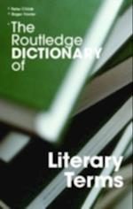 Routledge Dictionary of Literary Terms (Routledge Dictionaries)