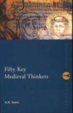Fifty Key Medieval Thinkers (Routledge Key Guides)