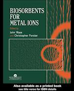 Biosorbents for Metal Ions