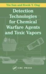 Detection Technologies for Chemical Warfare Agents and Toxic Vapors