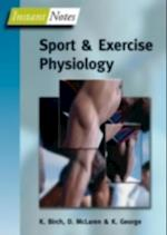 Instant Notes in Sport and Exercise Physiology (Instant Notes)