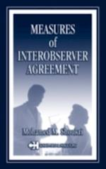 Measures of Interobserver Agreement and Reliability (Chapman & Hall/Crc Biostatistics Series)