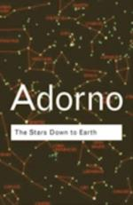 Stars Down to Earth af Theodor Adorno