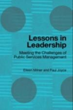 Lessons in Leadership af Paul Joyce