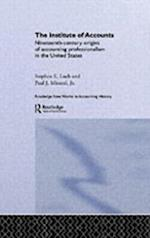 Institute of Accounts (Routledge New Works in Accounting History)