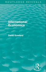International Economics (Routledge Revivals) af David Gowland