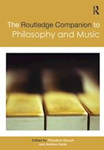Routledge Companion to Philosophy and Music (Routledge Philosophy Companions)