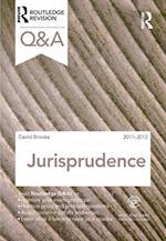 Q&A Jurisprudence 2011-2012 af David Brooke