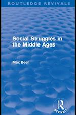 Social Struggles in the Middle Ages (Routledge Revivals) af Max Beer