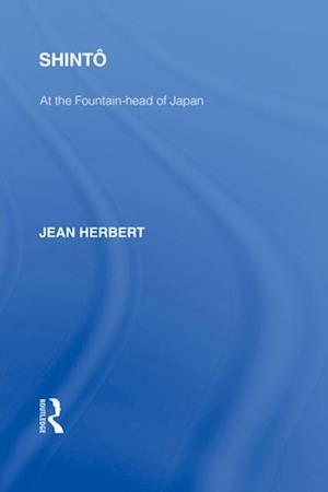 Shinto af Jean Herbert