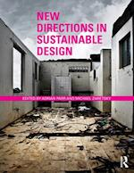 New Directions in Sustainable Design