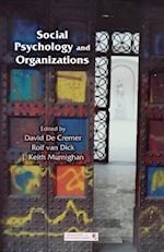 Social Psychology and Organizations (Series in Organization and Management)