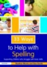 33 Ways to Help with Spelling af Sue Smith