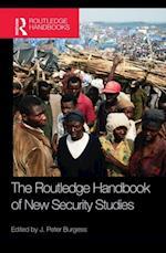 Routledge Handbook of New Security Studies