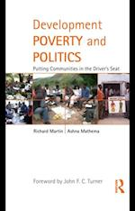 Development Poverty and Politics af Richard Martin