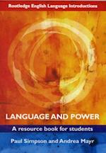 Language and Power af Paul Simpson