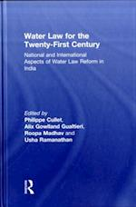 Water Law for the Twenty-First Century