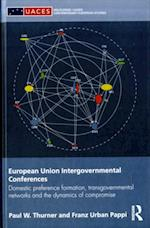 European Union Intergovernmental Conferences af Franz Urban Pappi