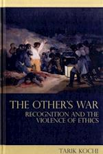 Other's War (Birkbeck Law Press)