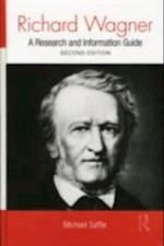 Richard Wagner (Routledge Music Bibliographies)
