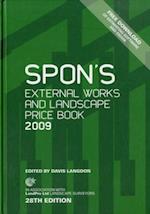 Spon's External Works and Landscape Price Book 2009 (Spon's Price Books)