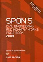 Spon's Civil Engineering and Highway Works Price Book 2009 (Spon's Price Books)