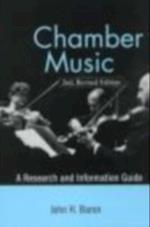 Chamber Music (Routledge Music Bibliographies)
