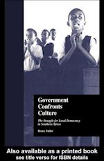 Government Confronts Culture (States and Societies)