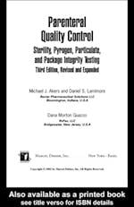 Parenteral Quality Control (Drugs and the Pharmaceutical Sciences)