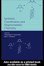 Synthetic Coordination and Organometallic Chemistry