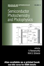 Semiconductor Photochemistry And Photophysics/Volume Ten
