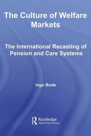 Culture of Welfare Markets