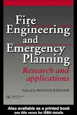 Fire Engineering and Emergency Planning