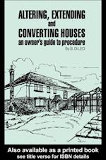 Altering, Extending and Converting Houses