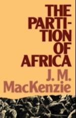 Partition of Africa af John MacKenzie